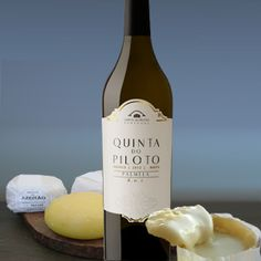 Quinta do Piloto and Azeitão cheese. Perfect match!
