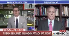06-05-2017  MSNBC anchor: Is Trump trying to provoke a domestic terror attack to prove himself right? - Hot Air Hot Air