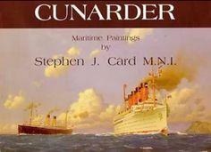 Cunard we by Stephen Card