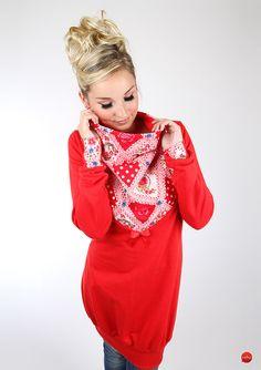 """Ballonkleider - MEKO Kleid """"HUG_7M"""" - ein Designerstück von meko bei DaWanda"""