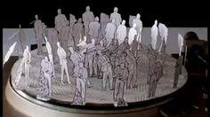 LE PETIT THÉÂTRE DE L'ÉBRIÉTÉ. Exposition d'une série de phénakistiscopes en volume (découpages sur platines vinyles, et lumière stroboscopique) conçues par Florent Ruppert et Jérôme Mulot, issus du fanzinat.   Vernissage le 5 Octobre à 19h en présence de Jérôme Ruppert et suivi d'un Dj Set programmé par l'O.H., AWESOME TAPES FROM AFRICA (New York). + DJ AMOS ZATOPEK.