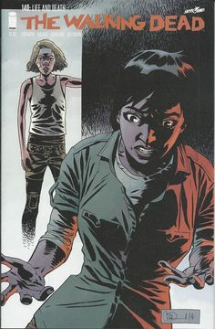 The Walking Dead comic issue 140
