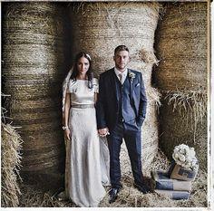 Beautiful #charliebrear #bride @Cathy Ma Ma Baxter Elaine and Brad ✨photo credit @Gillian Lanyon Lanyon Higgins