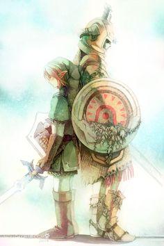 Link - Héros du Temps