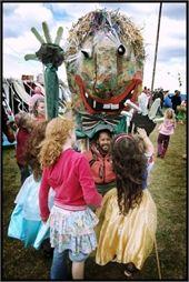 Dj Yoda, Parachuting, The Undertones, Local Festivals, Market Stalls, Cumbria, Art Festival, British Isles, Kite