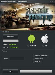 Zombie Roadkill 3D Hack Cheat Unlimited Coins Android   http://breakgame.org/zombie-roadkill-3d-hack-cheat-unlimited-coins-android/