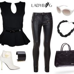 Black handbag LADYBAG is the right choice for your party outfit! And it charges your phone while you are having fun. Get your LADYBAG at www.ladybag.cz