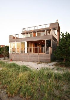 beach house plans with roof deck home photo style