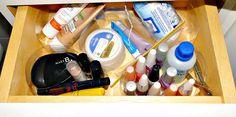 Tu Organizas.: Organizador de garrafa pet