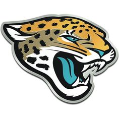 Jackson Jaguars, Car Decals, Vinyl Decals, Jacksonville Jaguars Logo, Jaguar Tattoo, Nfl Logo, Team Logo, Car Logos, Tattoos