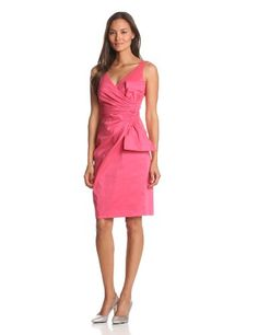 fb508e99a37 Maggy London Women s Taffeta Dress With Side Bow