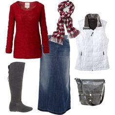 """Untitled #38"" by farmwife on Polyvore"