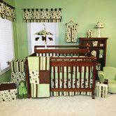 Found it at AllModern - Giggles 4 Piece Crib Bedding Set