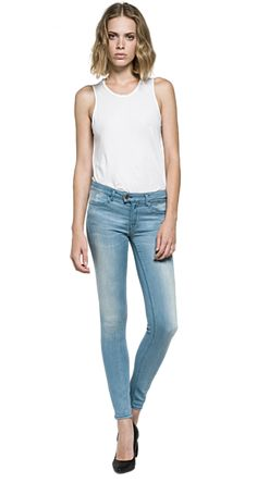 Nice model in Replay jeans Replay Jeans, Skinny Jeans, Model, Pants, Nice, Girls, Fashion, Trouser Pants, Moda
