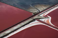"""rhubarbes: """" recent aerial photographs on Behance by Julieanne Kost More Landscapes here. """""""