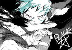 Soul Eater // Black Star