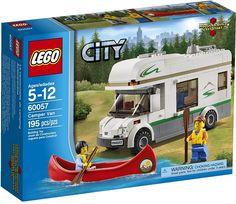 LEGO City: Camper Van