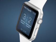 Apple Watch App Concept - Live Score by Jan Kyzlink