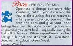 Pisces Horoscope - Bing Images
