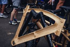 Renovo Wooden Bicycles - INTERBIKE - 2017 Enduro and Trail Bikes - Mountain…