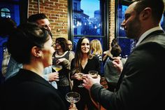 Don't just go 'freshen your drink'; networking pros say there are graceful ways to end a stalled conversation at a party.