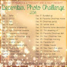December photo challenge   blog post   #chrINSTAmaschallenge