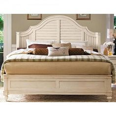 Universal Furniture Paula Deen - A bed room is supposed to be a spot the place you may calm down and the bed room pieces from the Universal Furniture Paula Deen Dwelling assortment can provide that sense of retreat and relaxation for those who like a traditional style. You will need to match your bed to your own private style.
