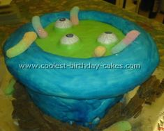 goo cake