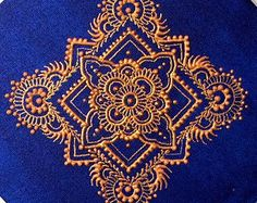 henna on canvas - Recherche Google                                                                                                                                                                                 More