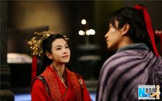 Michelle Chen in 'The Romance of the Condor Heroes'   China Entertainment News