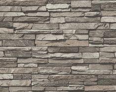 RW2576 Vinyl Wallpaper, Stone Wallpaper, Grey Wallpaper, Wallpaper Roll, Kitchen Wallpaper, Wallpaper Direct, Wallpaper Online, Stone Masonry, Wood Stone
