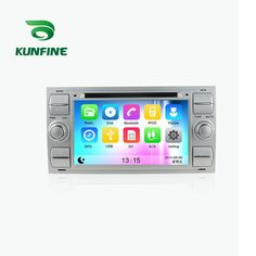 WINCE 6.0 Car Stereo DVD Player GPS Navigation for Ford Focus 1999-2008 Radio