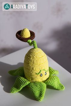 http://www.ravelry.com/patterns/library/kernel-pult-plants-vs-zombies