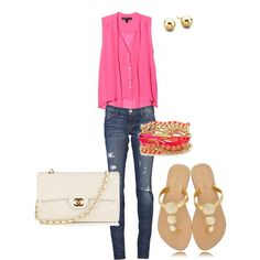 more Polyvore outfit LOVE