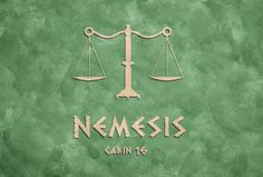 |Nemesis- The Goddess of retribution| If this is your godly parent~ Comment below! {Camp Counselor~ N/a}