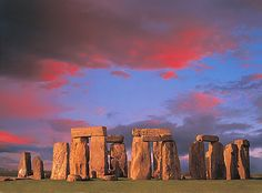Stonehenge,  I've seen the one in the gorge, now I want to see the real one.