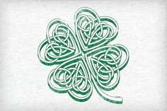 Celtic shamrock.