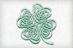 Celtic shamrock.