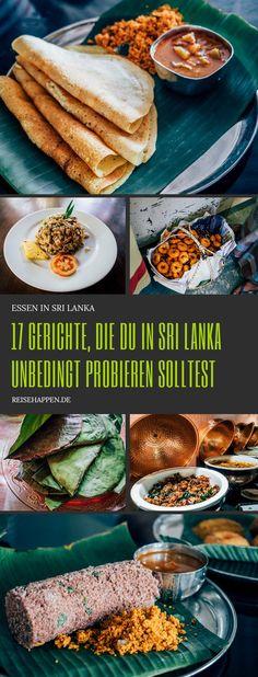 essen in sri lanka 17 gerichte die du unbedingt probieren solltest