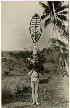 anachoretique: Purari Delta; Papua New Guinea, 1900-1930. (via British Museum)
