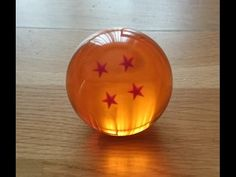 How to make your DRAGON BALLS REPLICS, Learn step by step (THE BALL) - YouTube