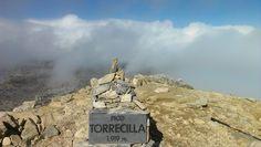 2012. Torrecilla (1919m), Málaga. (El techo de Málaga es La Maroma -Tejeda- 2066m. que pertenece al municipio Canillas del Aceituno)