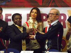 Lon. Kyenge incontra a Fano LAfrica Chiama