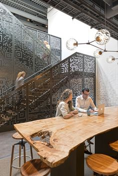 """An Office Designed for the """"Inner Millennials"""" of Its Multigenerational Employees"""