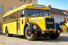 MAN Diesel Postbus