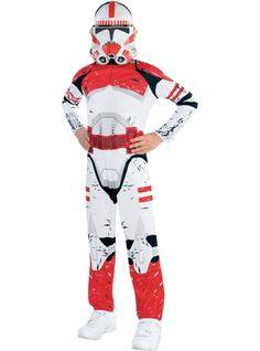 Boys Shock Trooper Costume - Star Wars - Party City