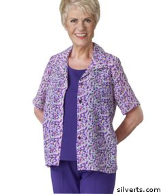 Practical Comfort Clothing For The Sandwich Generation