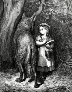 Nome de arquivo:Little Red Riding Hood, by Gustave Dore.jpg