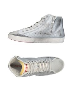 Ishikawa Women Sneakers on YOOX. The best online selection of Sneakers Ishikawa. YOOX exclusive items of Italian and international designers - Secure payments Ishikawa, Soft Leather, Cleats, Grey, Sneakers, Porn, Shopping, Shoes, Style
