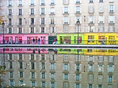 Canal Saint Martin in Paris-from Cecile Balladino's web site